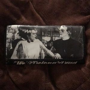 Bride of Frankenstein wallet